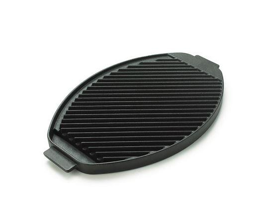 Broil King Keg Cast Iron Griddle empty