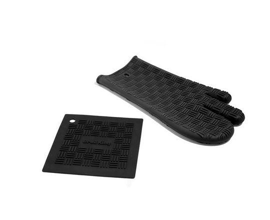 Broil King Oven Mitt and Trivet mitt and cloth