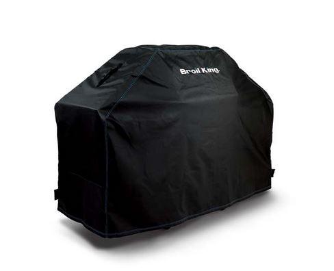 Broil King Premium Cover - Imperial & Regal 590 side view