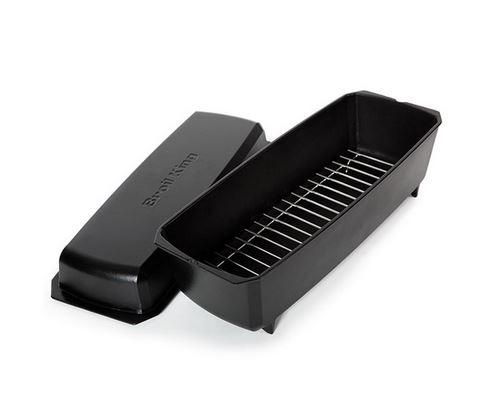 Broil King Rib Roaster with top off