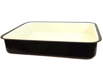 ESSE Enamelled Heavy Duty Deluxe Roasting Dish - Large