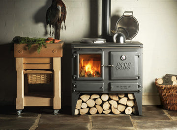 ESSE Ironheart Wood Stove/Cooker
