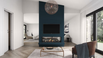 Escea DS1400 Gas Fireplace