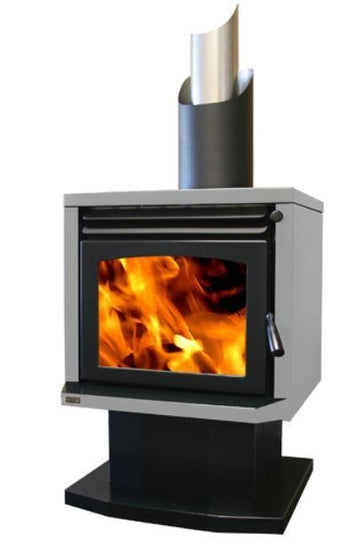 Ethos Genesis Woodfire with Coloured Panel Set