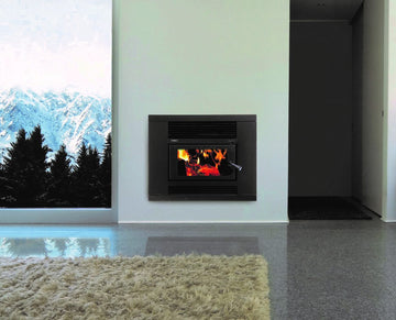 Metrofires Smart Insert Fire & Flue Package