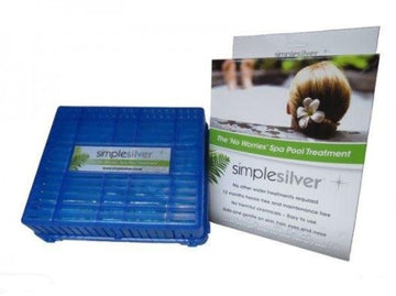Bio - Simple Silver Water Treatment