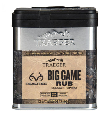 Traeger Sauces & Rubs