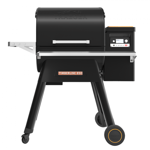 Traeger Timberline 850 front view