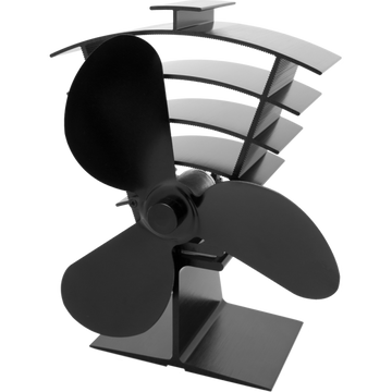 Valiant Ventum 3 Blade Heat Powered Stove Fan