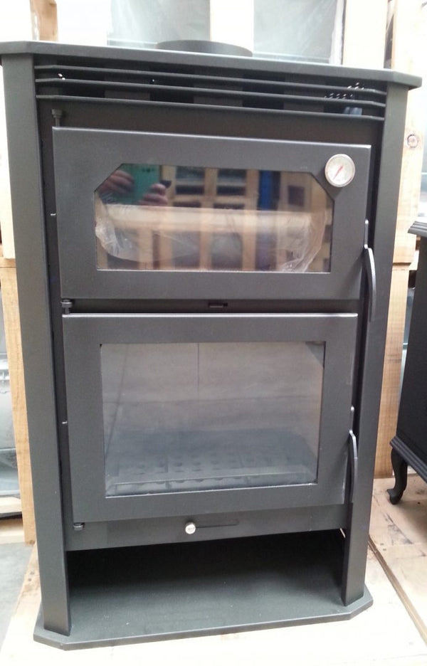 Woodfired Cooker/Stove front view