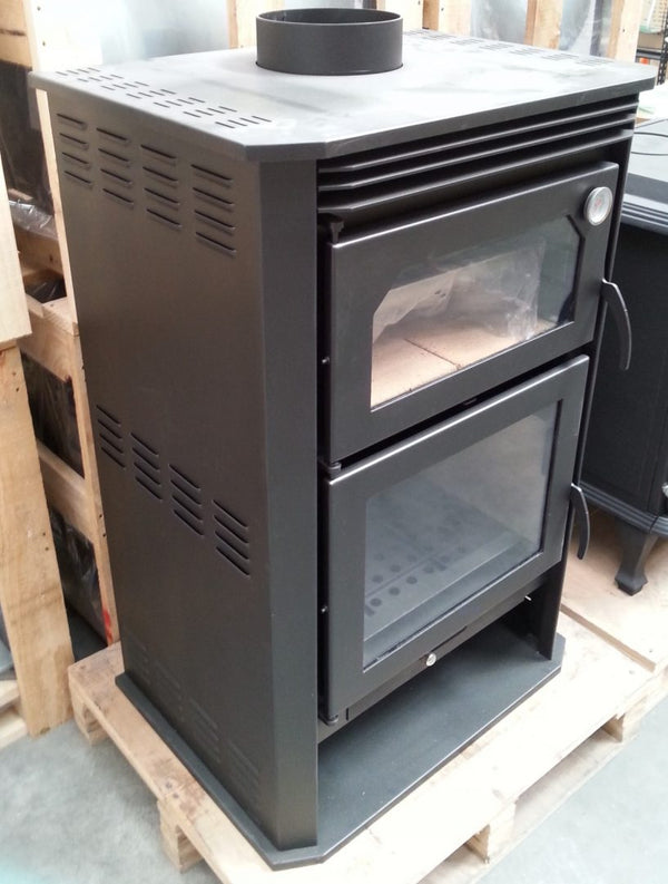 Woodfired Cooker/Stove side view