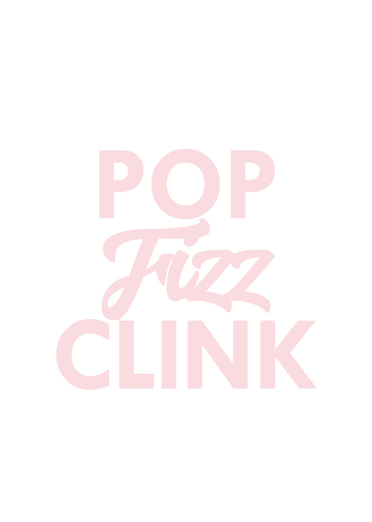 PARTY BANNER - POP FIZZ CLINK - Bracket