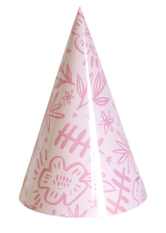 PARTY HATS - PINK PACK