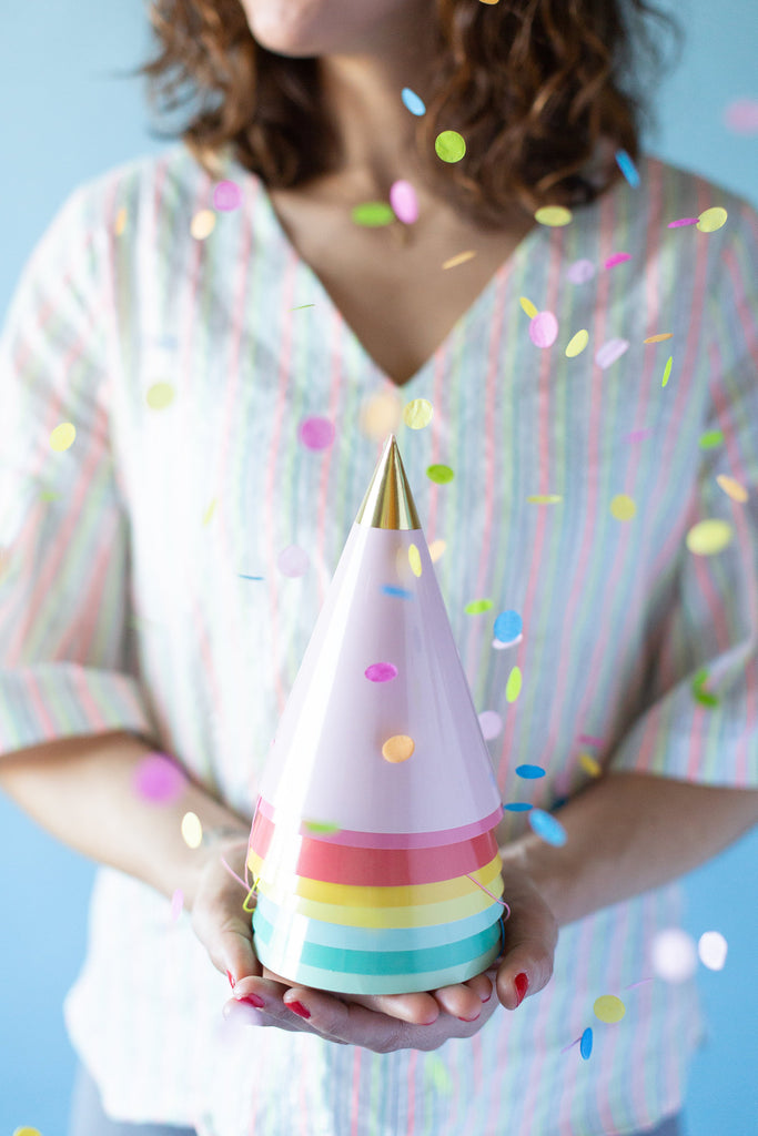 PARTY HATS - MULTICOLOR PACK - Bracket