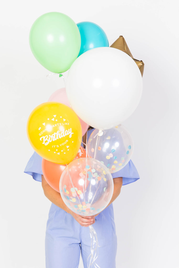 PARTY BALLOON BUNDLES - BIRTHDAY BALLOON PACK - Bracket