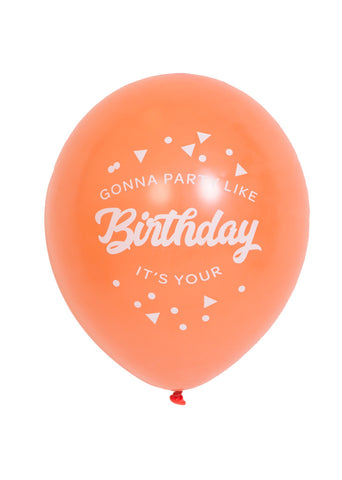 PARTY BALLOON BUNDLES - 21ST BIRTHDAY BALLOON PACK