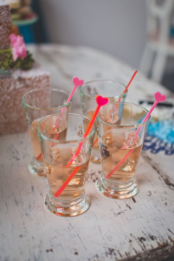 HEART DRINK STIRRERS - Bracket