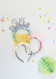 BIRTHDAY HEADBANDS PACK - Bracket