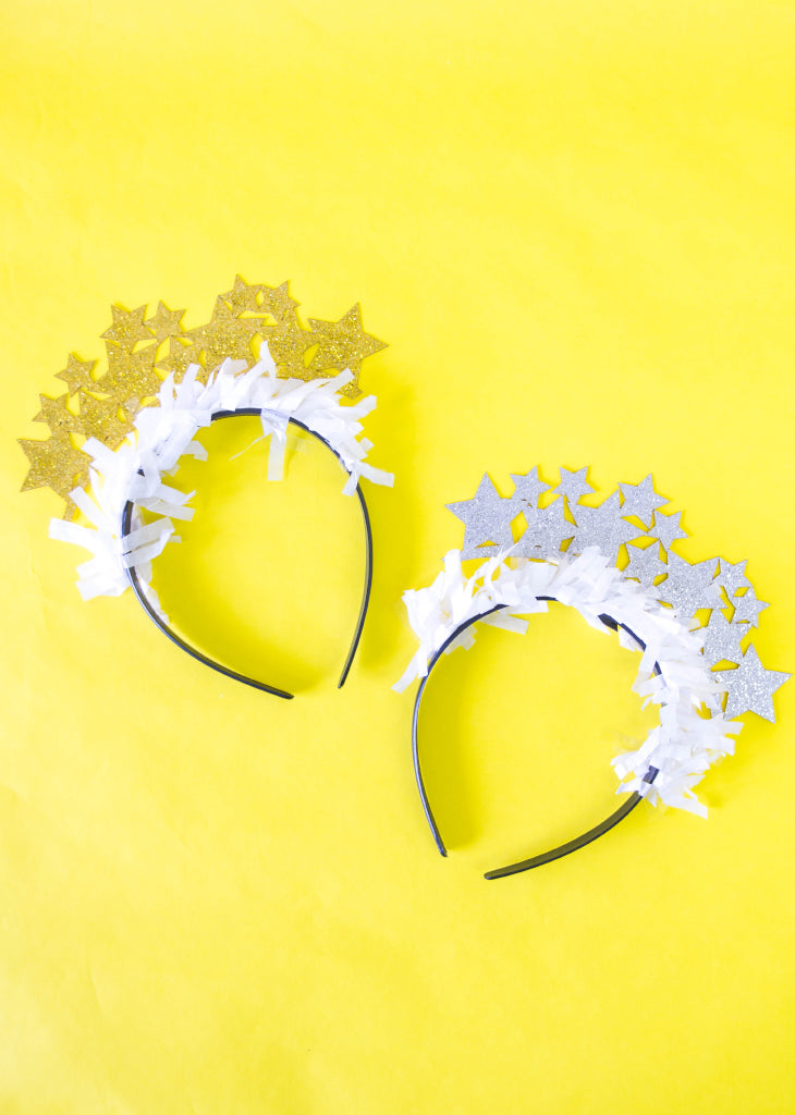 PARTY UP TOP HEADBAND: SINGLE STAR HEADBAND - Bracket