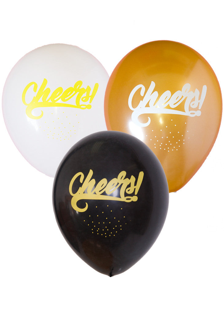PARTY BALLOONS - Cheers! - Bracket