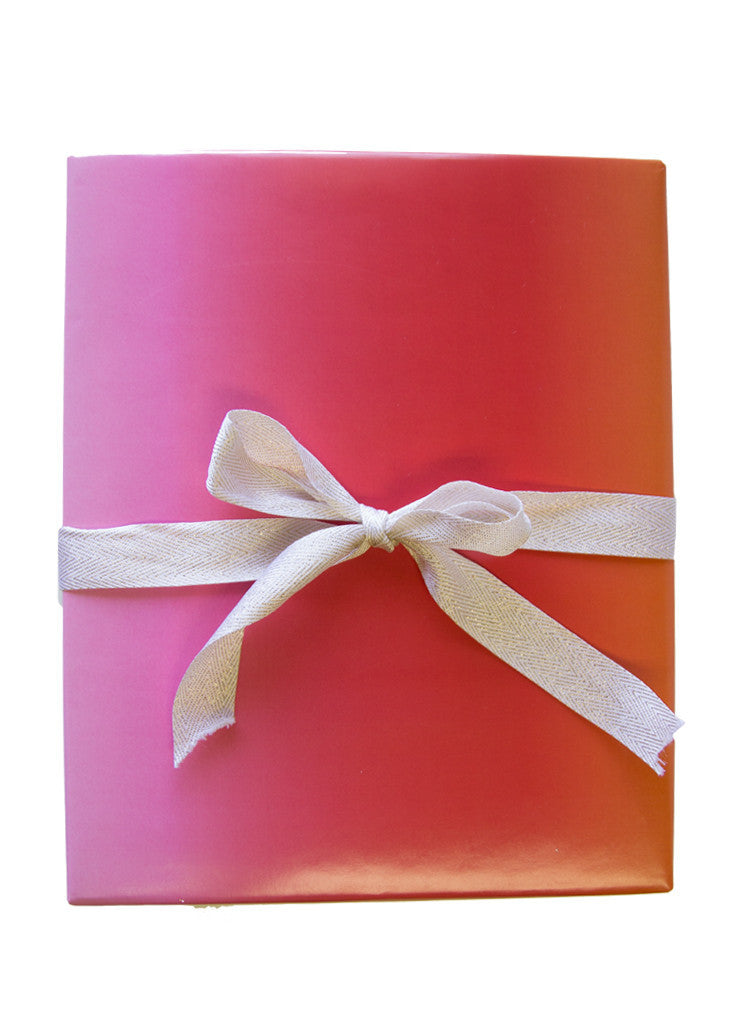 GIFT WRAP - SUNSET OMBRE - Bracket