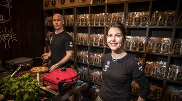 Featured In the NZ Herald - Home St by Bakeworks: Bread made from crickets