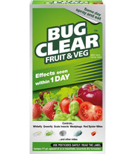 Load image into Gallery viewer, Bugclear Fruit & Veg 250ML