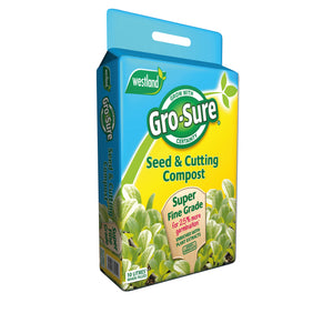 GroSure Seed & Cutting Compost 10L