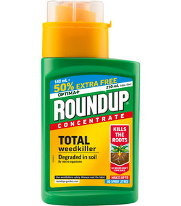 RoudUp Total Concentrate 140ML +50% Extra