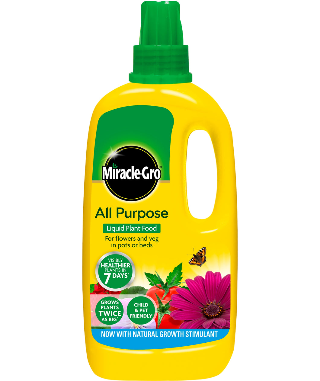 Miracle-Gro All Purpose Plant Food Liquid 1L