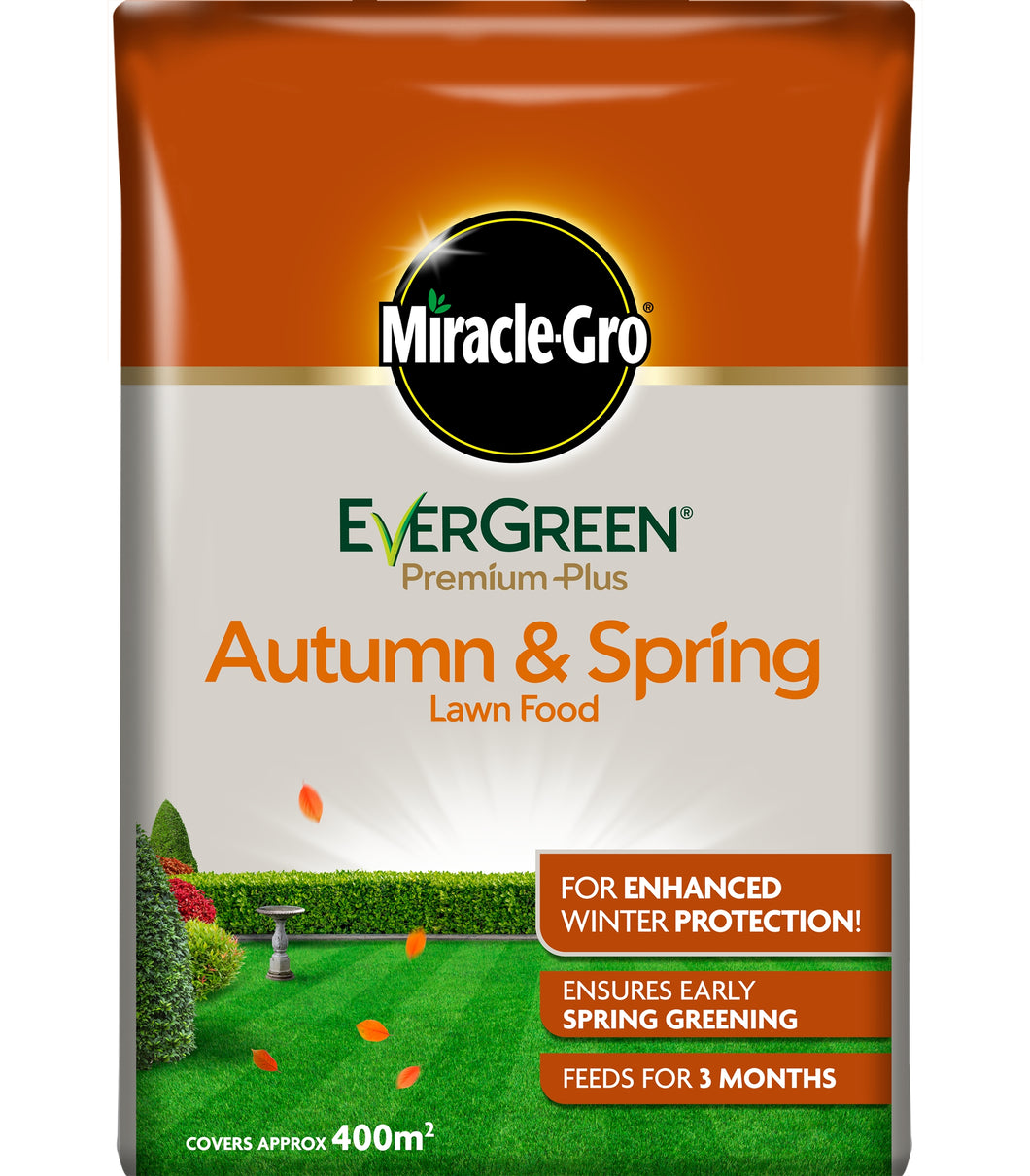 Miracle-Gro Premium Lawn Food 400m2
