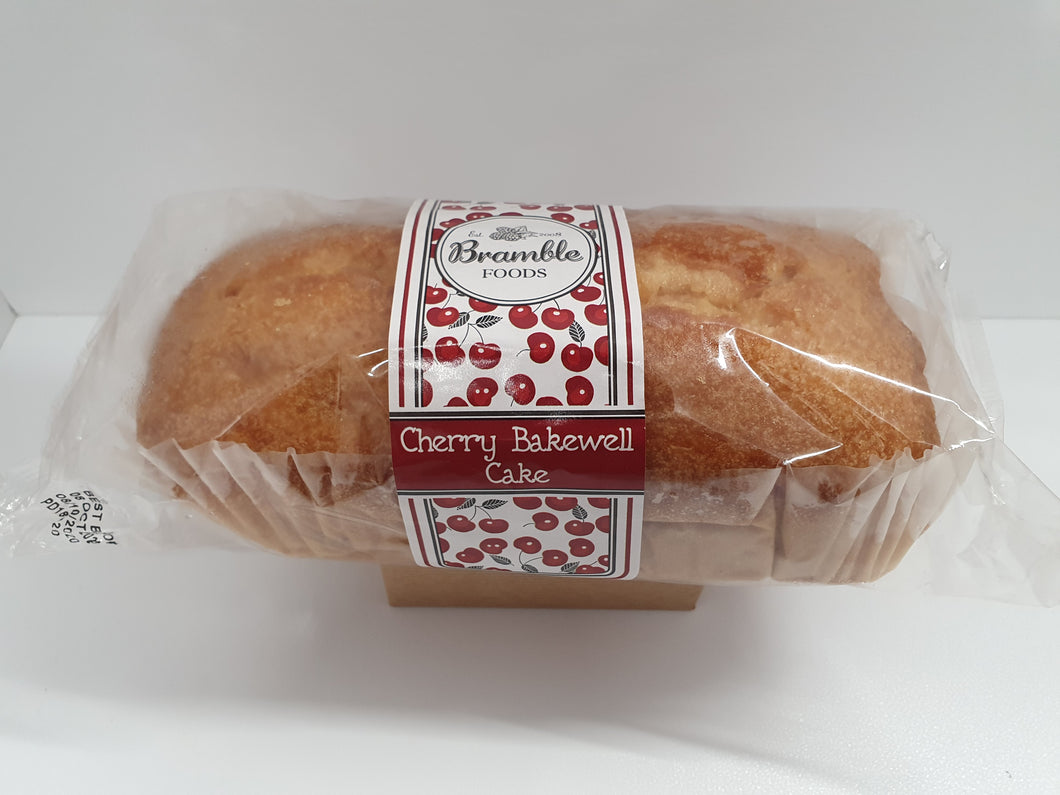 Brambles Cherry Bakewell Cake Large
