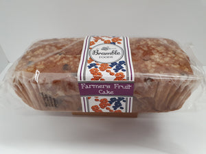 Brambles Farmers Fruit Cake Large