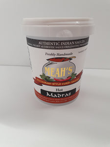 Meah's Authentic Indian Curry Sauces 495g