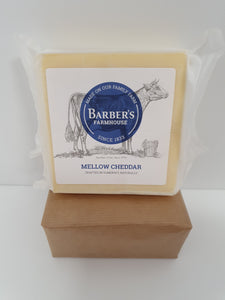 Barbers Farmhouse Mellow Cheddar 200g