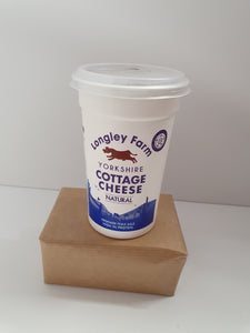 Longley Farm Cottage Cheese 250g