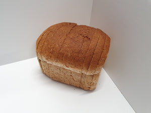 Brown Small Farmhouse Loaf