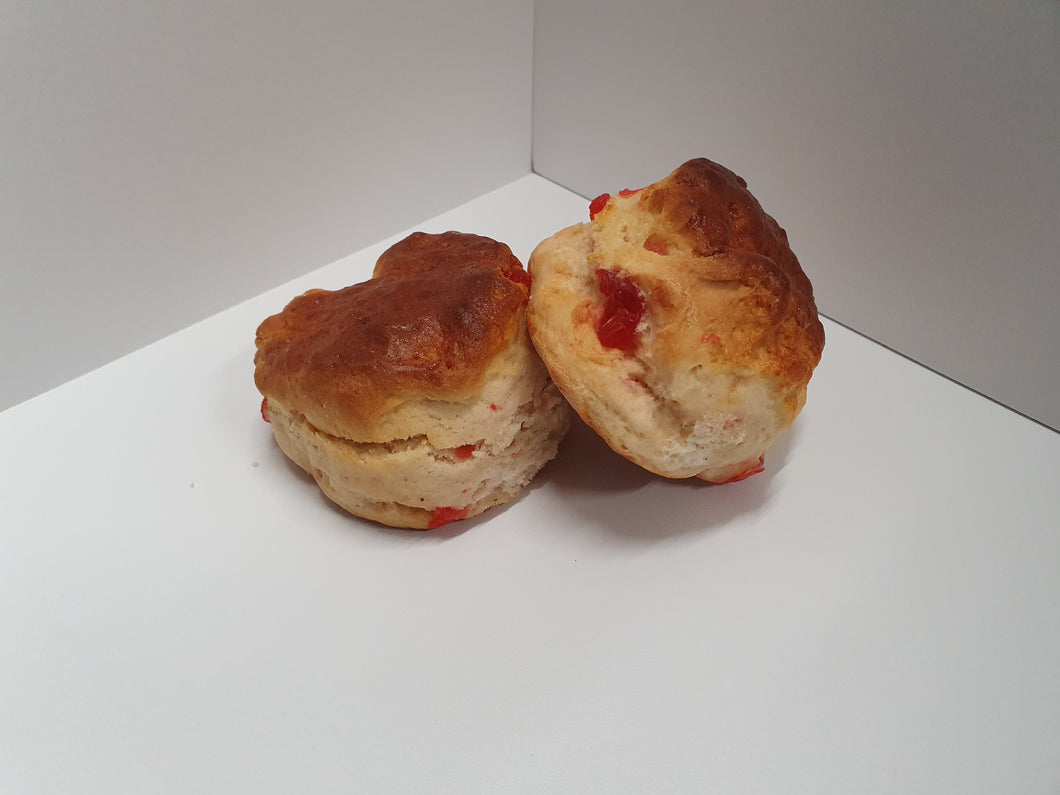 Cherry Scones 2 Pack
