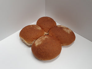 Brown Baps 4 Pack