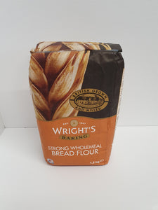 Wright's Strong Wholemeal Bread Flour 1.5kg
