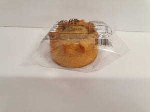 Small Hand Raised Pork Pie