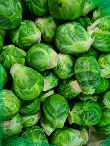 English Brussel Sprouts (Select Size)
