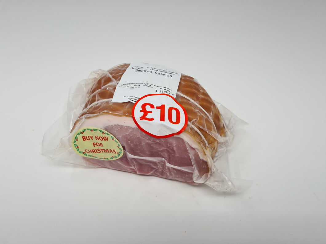 Smoked Gammon Joint (Select Size)