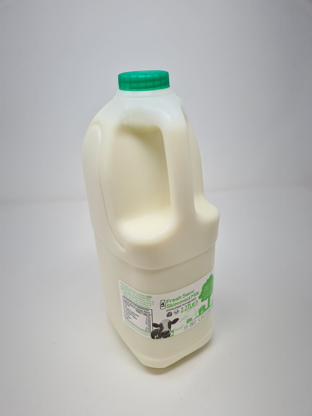 Semi Skimmed Milk 2L