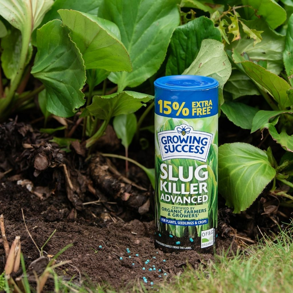 GroSure Advanced Slug Killer 575g