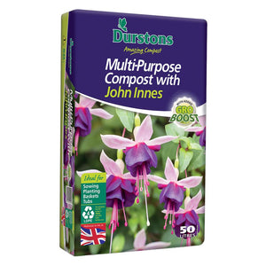 Durston's Multi-Purpost Compost with Added John Innes 50L