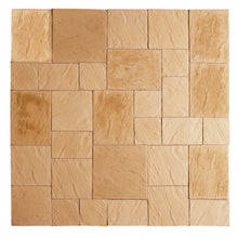 Load image into Gallery viewer, Abbey Paving York Gold 450mm x 450mm