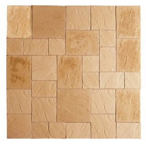 Abbey Paving York Gold 450mm x 450mm