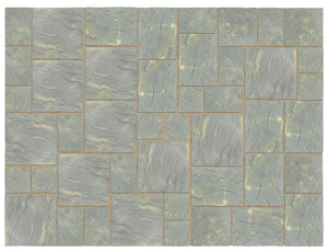 Abbey Paving Antique 450mm x 450mm