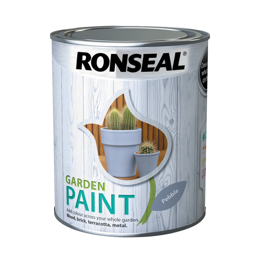 Garden Paint -  Pebble 750ml